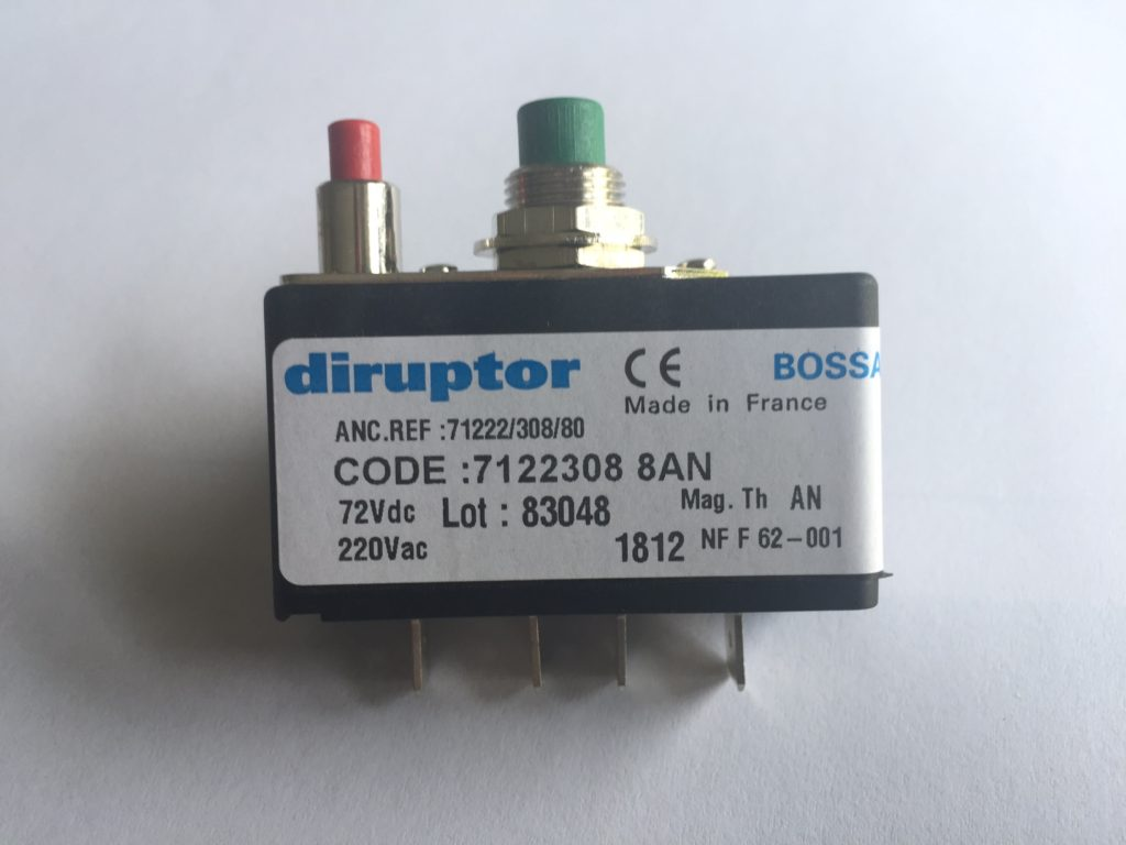 Disjoncteur-DIRUPTOR-reference-7122308-8AN