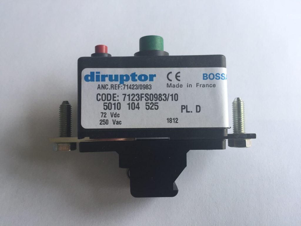 Disjoncteur-DIRUPTOR-reference-7123FS0983-10