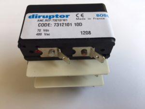 Disjoncteur-DIRUPTOR-reference-31210110D