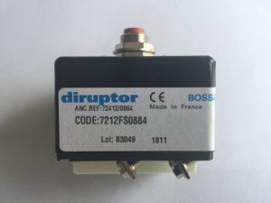 Disjoncteur-DIRUPTOR-reference-7212FS0884
