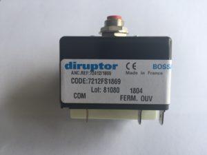 Disjoncteur-DIRUPTOR-reference-7212FS1869