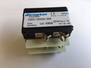 Disjoncteur-DIRUPTOR-reference-73222043AN