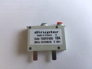 Disjoncteur-DIRUPTOR-reference-7620FS1959-10A