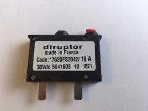 Disjoncteur-DIRUPTOR-reference-7620FS2042-16A