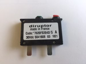 Disjoncteur-DIRUPTOR-reference-7620FS2042-5A